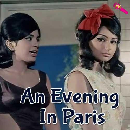 An Evening In Paris Free Karaoke