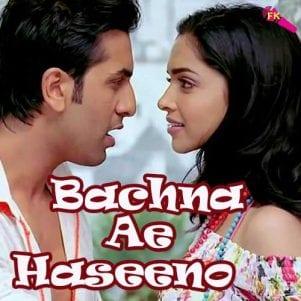 Bachna Ae Haseeno Free Karaoke