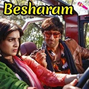 Besharam Free Karaoke