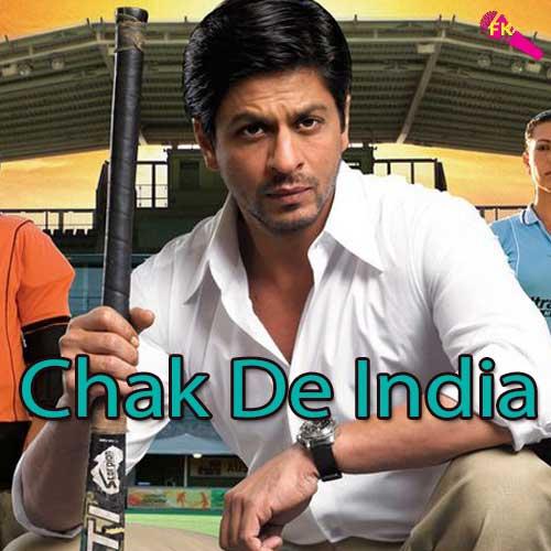 Chak de india title song | shah rukh khan | sukhvinder singh.