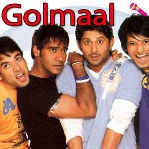 Golmaal (Without Chorus) Free Karaoke