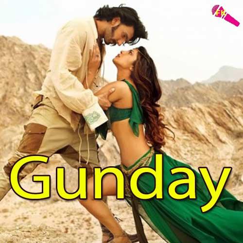 Jiya gunday (2014) mp3 single song download.