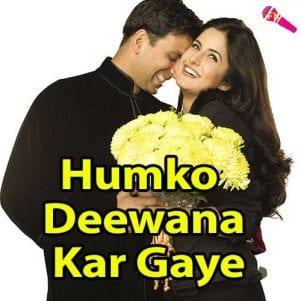 Humko Deewana Kar Gaye Free Karaoke