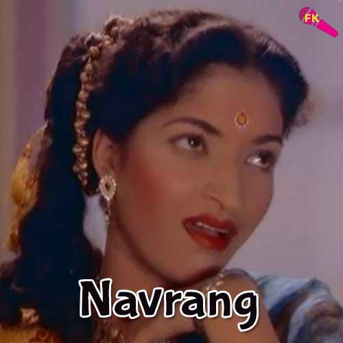 Download Aadha hai chandrama raat aadhi Full karaoke track ...