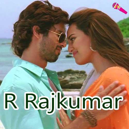 Dhokha Dhadi Free Karaoke | R Rajkumar Movie Free Karaoke R Rajkumar