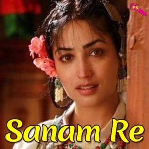 Sanam Re Free Karaoke