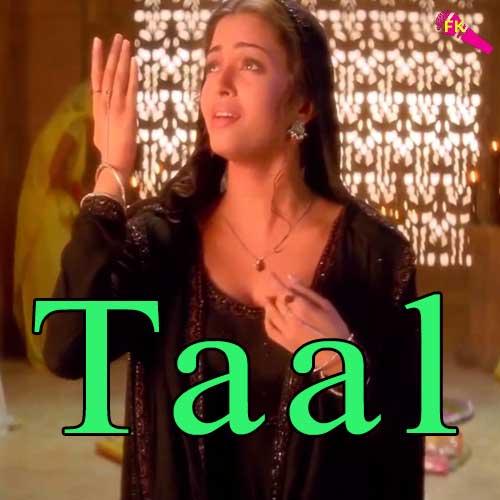 A R Rahman Soft Instrumental Taal Ishq Bina Kya Jina ...