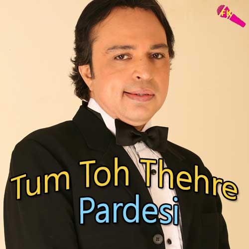 Tum Toh Thehre Pardesi Saath Kya Nibahaaoge Free Karaoke