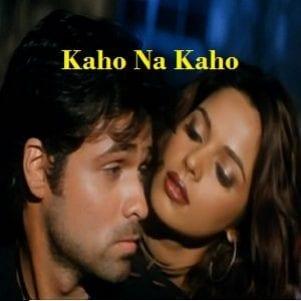 Kaho Na Kaho Free Karaoke