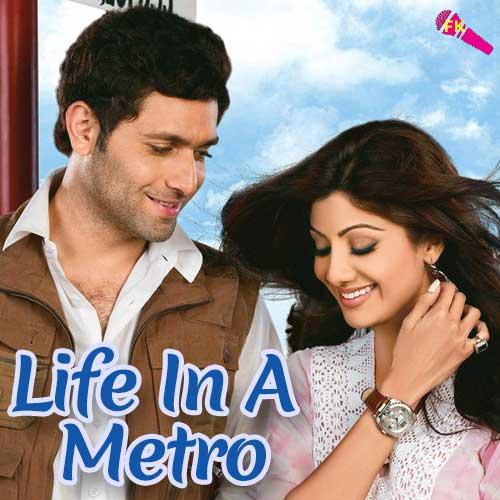 Haye Omeri Jaan Full Mp3 Song: Life In A Metro Movie Free Karaoke