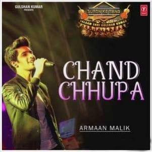 Chand Chhupa Badal Mein Free Karaoke