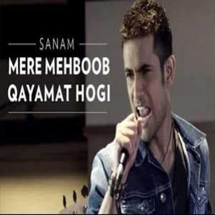 Mere Mehboob Qayamat Hogi(Sanam Puri) Free Karaoke