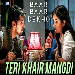 Teri Khair Mangdi Free Karaoke