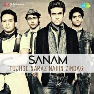 Tujhse Naraz Nahi Zindagi Free Karaoke