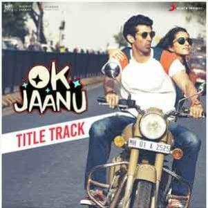 Ok Jaanu Free Karaoke