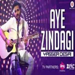 Aye Zindagi - Male Version Free Karaoke
