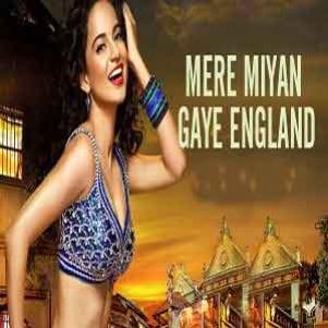 Mere Miyan Gaye England Free Karaoke