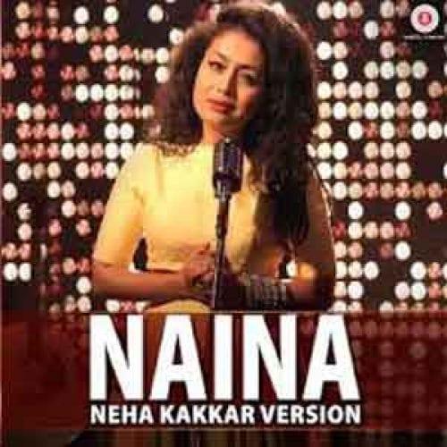 Naina - Cover Version Free Karaoke