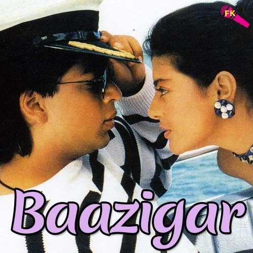 Baazigar O Baazigar Free Karaoke