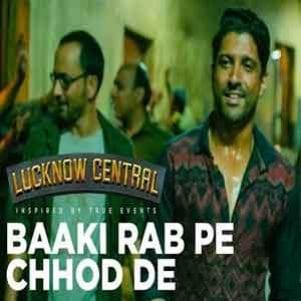 Baaki Rab Pe Chhod De Free Karaoke