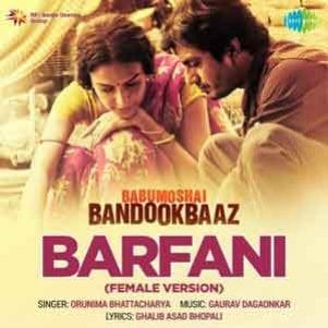 Barfani - Female Free Karaoke