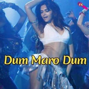 Dum Maro Dum Free Karaoke