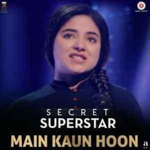 Main Kaun Hoon Free Karaoke
