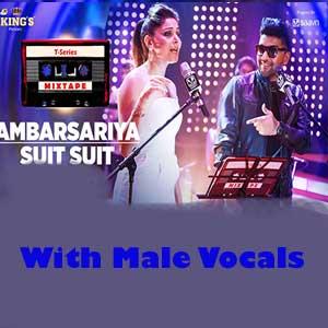 Ambarsariya-Suit Song With Male Vocals Free Karaoke