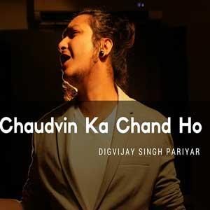 Chaudhvin Ka Chand Ho - Unplugged Cover Free Karaoke