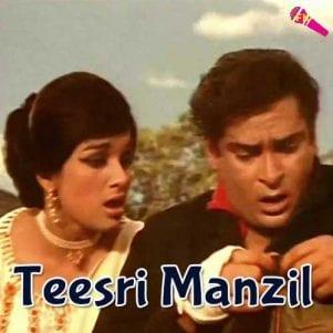 Aaja Aaja Main Hoon Pyar Tera Free Karaoke