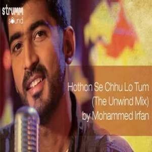 Hothon Se Chhu Lo Tum Free Karaoke