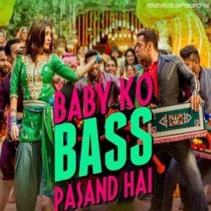 Baby Ko Bass Pasand Hai Free Karaoke