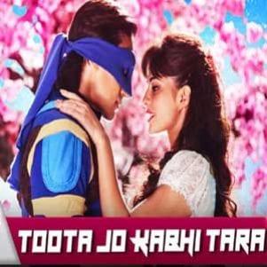 Toota Jo Kabhi Taara Free Karaoke