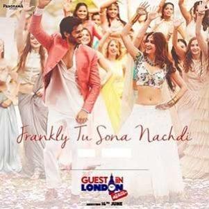 Frankly Tu Sona Nachdi Free Karaoke