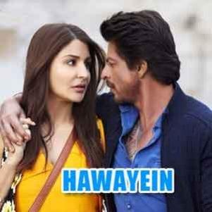 Hawayein Free Karaoke