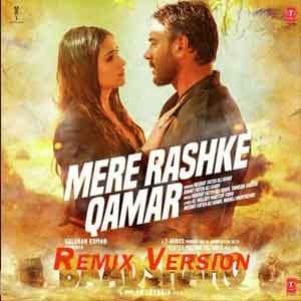 Mere Rashke Qamar (Remix) Free Karaoke