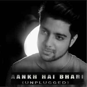 Aankh Hai Bhari Bhari - Unplugged Cover Free Karaoke