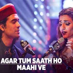 Agar Tum Saath Ho Maahi Ve Free Karaoke