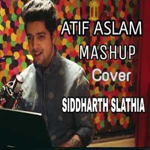 Atif Aslam Mashup - 2017 Free Karaoke